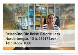 Reisebüro Die Reise Galerie Leck