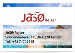 JASØ Rejser