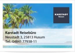 Karstadt Reisebüro Husum