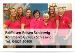 Raiffeisen-Reisen Schleswig