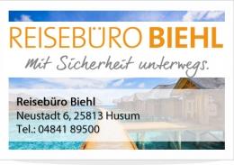 Reisebüro Biehl Husum