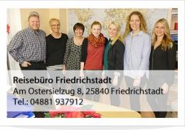 Reisebüro Friedrichstadt